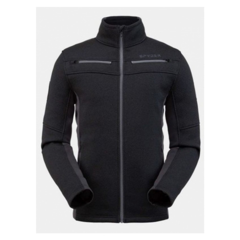 Sweater Spyder Men `s WENGEN ENCORE FULL ZIP Fleece 191248-001