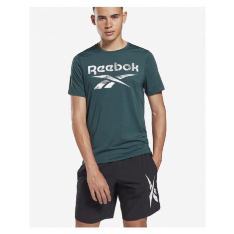 Reebok Workout Ready Activchill Graphic T-Shirt Grün
