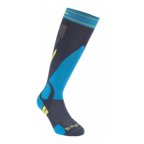 Socken Bridgedale Ski Lightweight Dark denim/blue/136