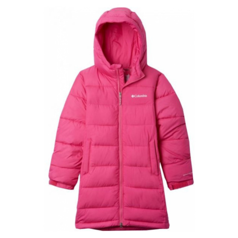 Columbia PIKE LAKE LONG JACKET rosa - Winterjacke für Mädchen