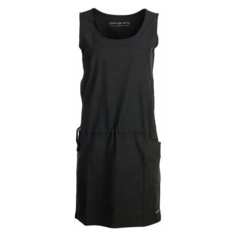ALPINE PRO GADARA schwarz - Kleid