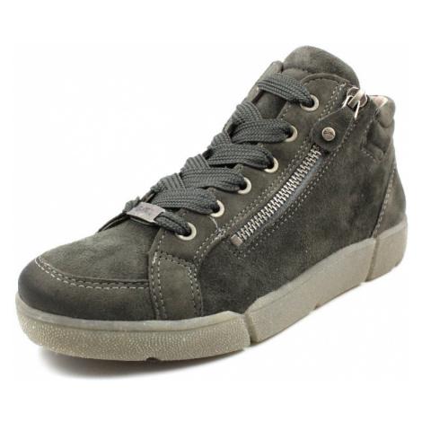 Damen Ara Sneaker grau