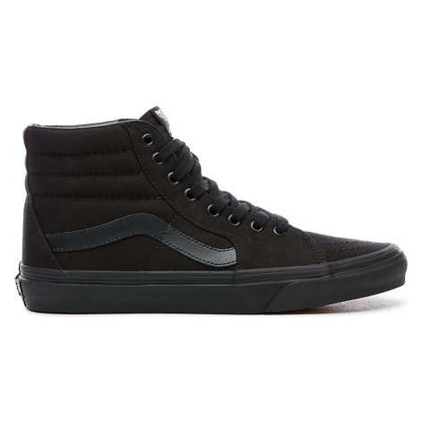 VANS Sk8-hi Schuhe (black/black/black) Damen Schwarz