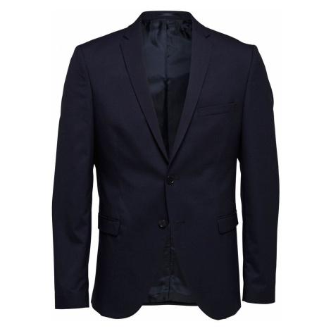 SELECTED Slim-fit- Blazer Herren Blau