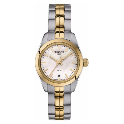 Tissot T101.010.22.111.00 Damen-Armbanduhr PR 100 Lady Small