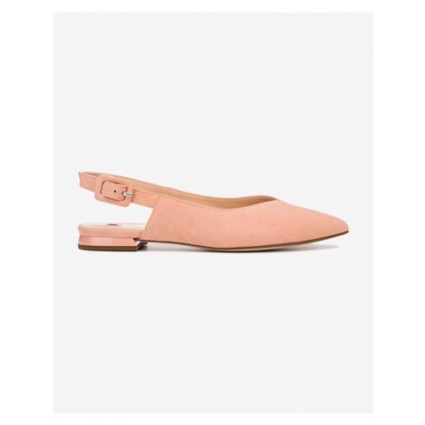 Högl Schuhe mit Hacken Beige Orange