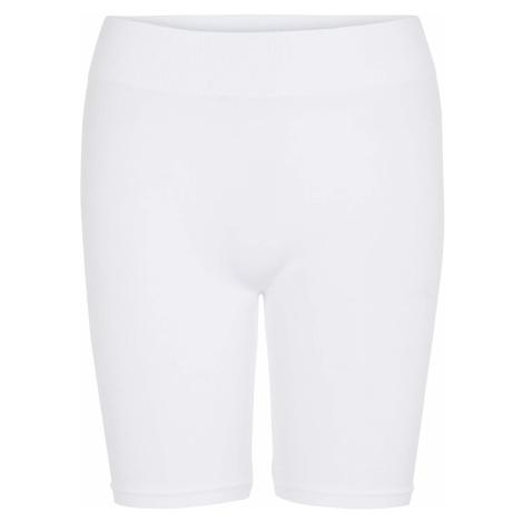 Weiβe training shorts für damen