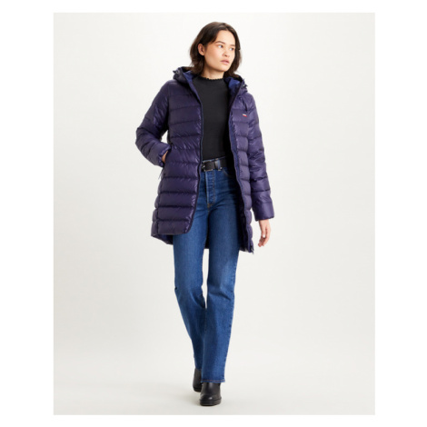 Levi's® Core Down Mid Length Jacket Lila Levi´s