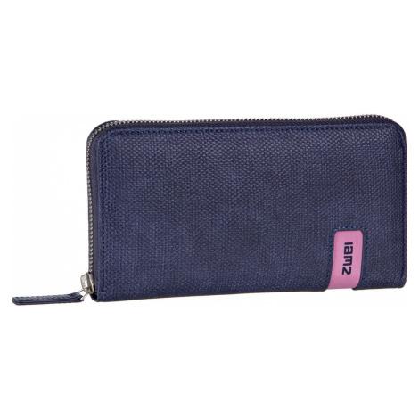 Zwei Langbörse Mademoiselle M.Wallet MW2 Canvas/Blue (0.6 Liter)