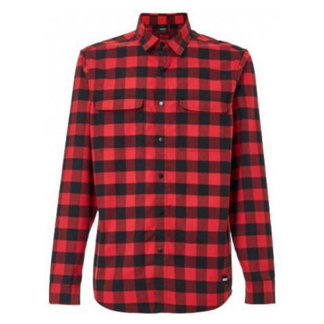 Oakley CHECKERED RIDGE - Herrenhemd