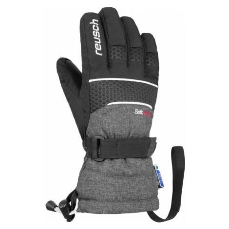 Reusch CONNOR R-TEX XT JUNIOR grau - Skihandschuhe