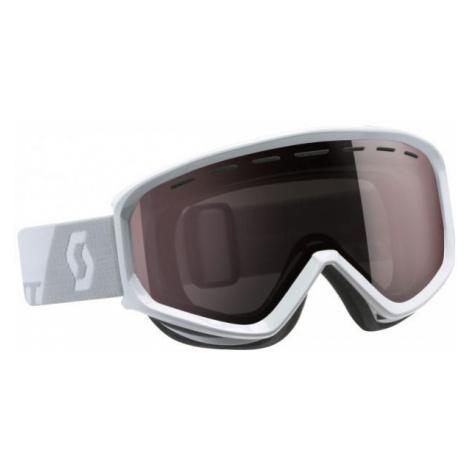 Scott LEVEL weiß - Skibrille