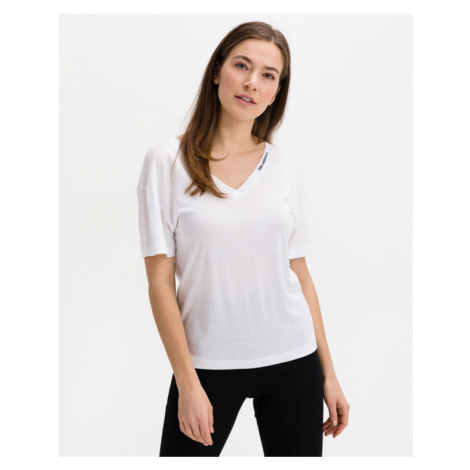 Karl Lagerfeld T-Shirt Weiß