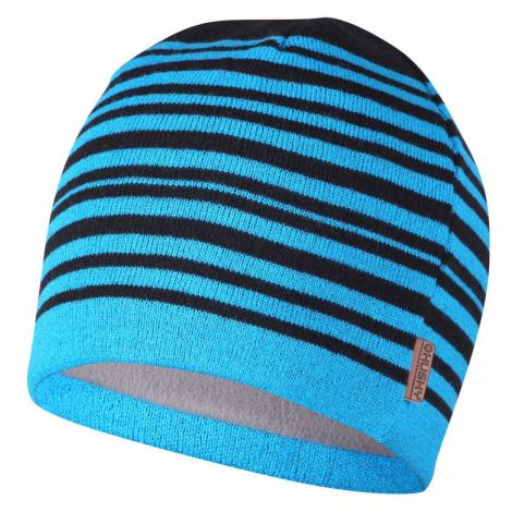 Herren Mützen Husky Cap 26 türkis / schwarz
