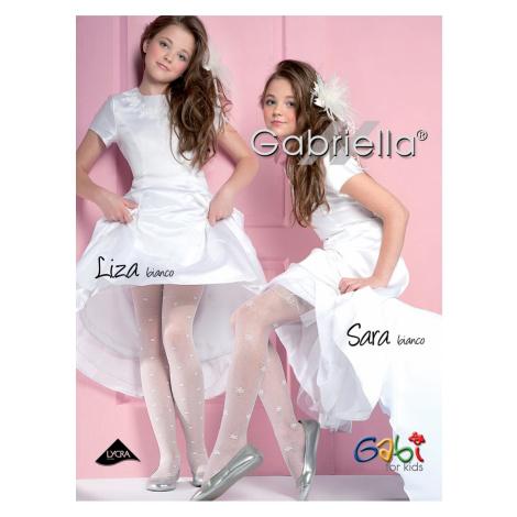 Mädchen Bademäntel 759 Liza white Gabriella