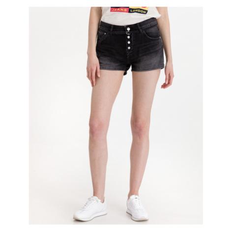 Pepe Jeans Bonita Destroy Shorts Schwarz