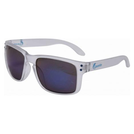 Laceto LT-T0521-W SONNENBRILLE ELI weiß - Polarisierte Sonnenbrille