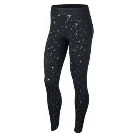 Nike NP WM STARRY NGHT MTLC TGHT W schwarz - Damen Leggings