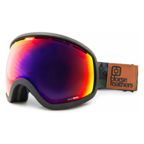 Schwarze snowboardbrillen