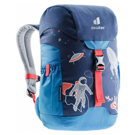 Deuter Kinderrucksack Schmusebär Astronaut midnight-coolblue