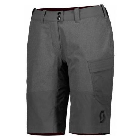 Scott TRAIL FLOW W/PAD W grau - Damen Shorts