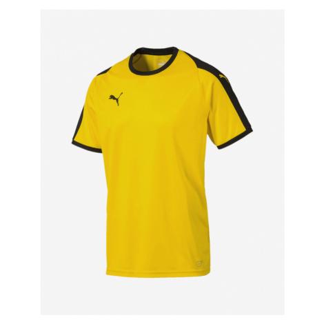 Puma Liga Jersey T-Shirt Gelb