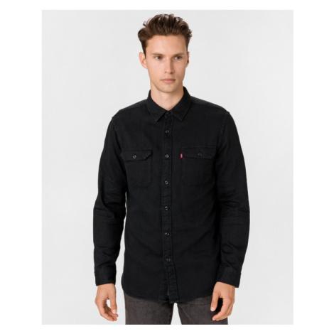 Levi's® Jackson Worker Hemd Schwarz Levi´s