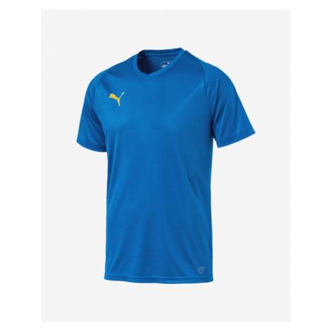 Puma Liga Core T-Shirt Blau mehrfarben