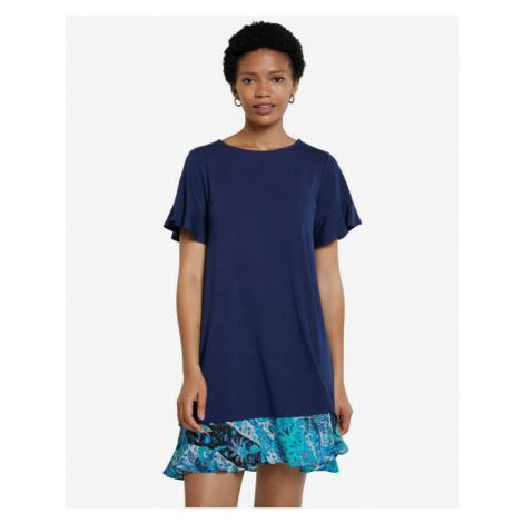 Desigual Kali Kleid Blau