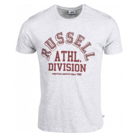 Russell Athletic ATHL.DIVISION S/S CREWNECK TEE SHIRT weiß - Herren-T-Shirt