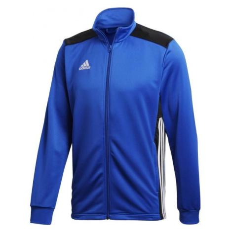 adidas REGI18 PES JKT blau - Herren Fußballjacke