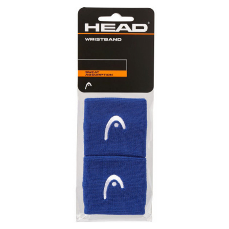 Head WRISTBAND 2,5 blau - Schweißband