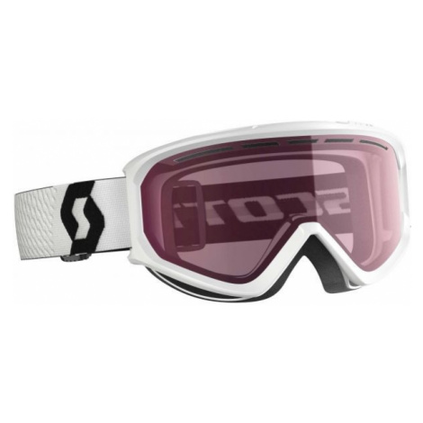 Scott FACT ILLUMINATOR weiß - Skibrille