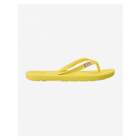 Hunter Flip-Flops Gelb