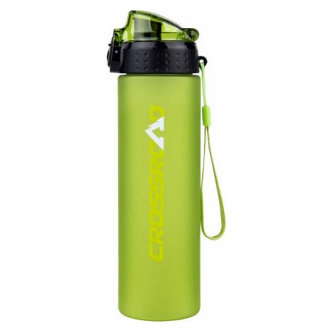 Crossroad FLIP BOTTLE grün - Tritan Flasche