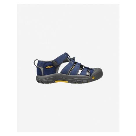 Keen Newport H2 Sandalen Kinder Blau