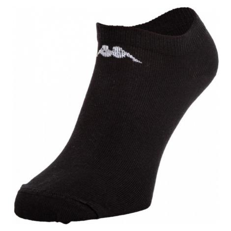 Kappa TESAZ 3PACK schwarz - Socken