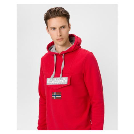 Napapijri Burgee Win Sweatshirt Rot