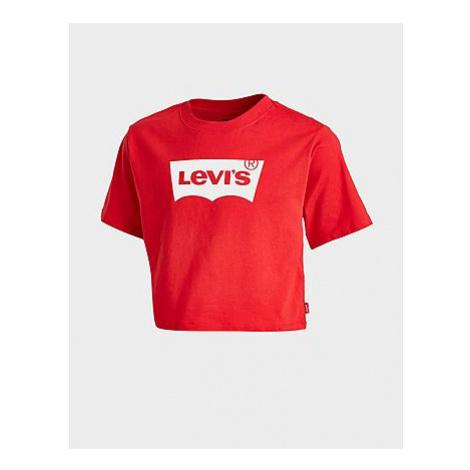 Levis Girls' Batwing Crop T-Shirt Kleinkinder - Kinder Levi´s