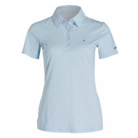 Damen T-Shirt Schöffel Altenberg UV blau