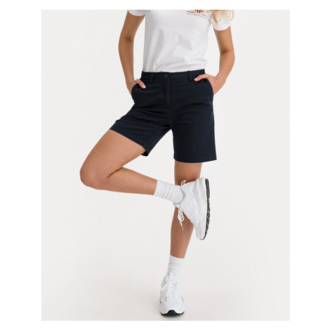 Gant Chino Shorts Blau