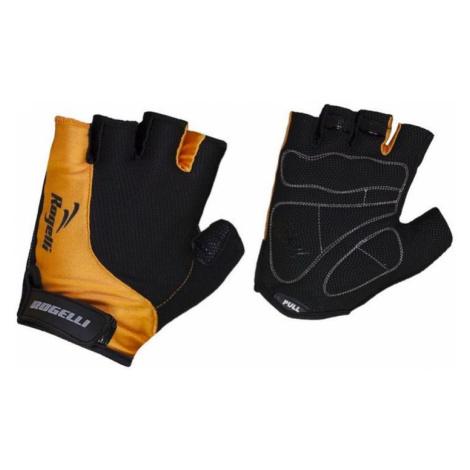 Handschuhe  Fahrrad Rogelli DRÜCKEN, Orange 006.356.
