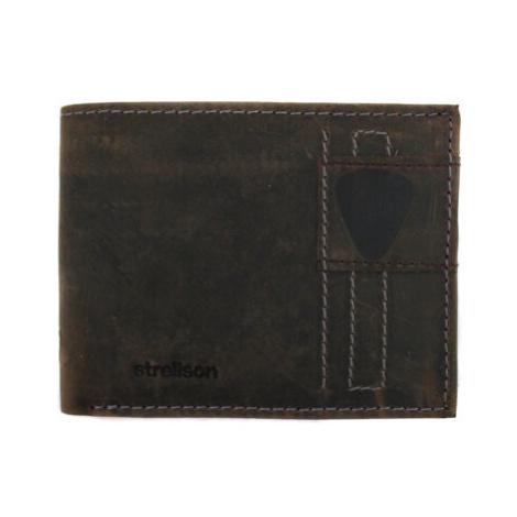 Strellson Geldbörse Richmond Billfold H6 dark brown dunkelbraun