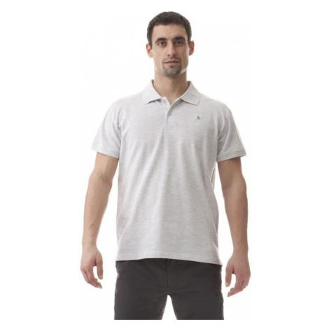 Herren T-Shirt Nordblanc mit kragen NBSMT5633_SSM