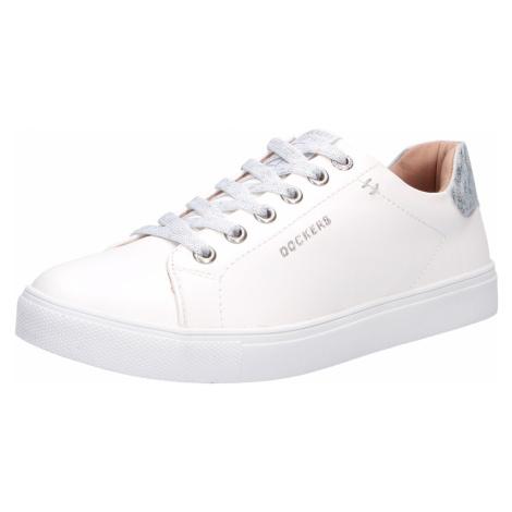 Damen Dockers Sneaker weiss Damen Sneaker