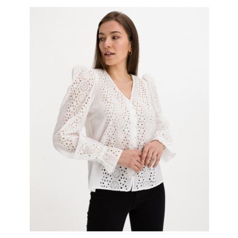 Vero Moda Deja Bluse Weiß