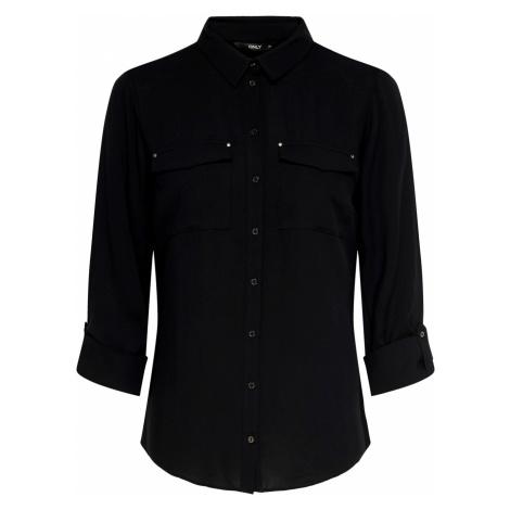 Only Damen Hemd Onljosefine 7/8 Fold Up Shirt