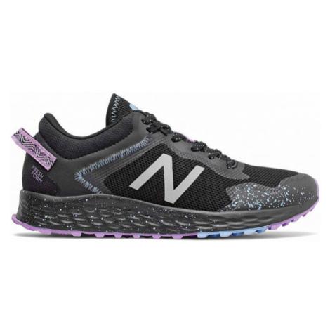 New Balance WTARISK1 schwarz - Damen Trailrunningschuhe
