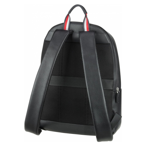 Tommy Hilfiger Laptoprucksack TH Downtown Backpack FA20 Black (21.8 Liter)