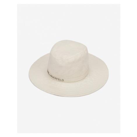 Karl Lagerfeld Hut Weiß